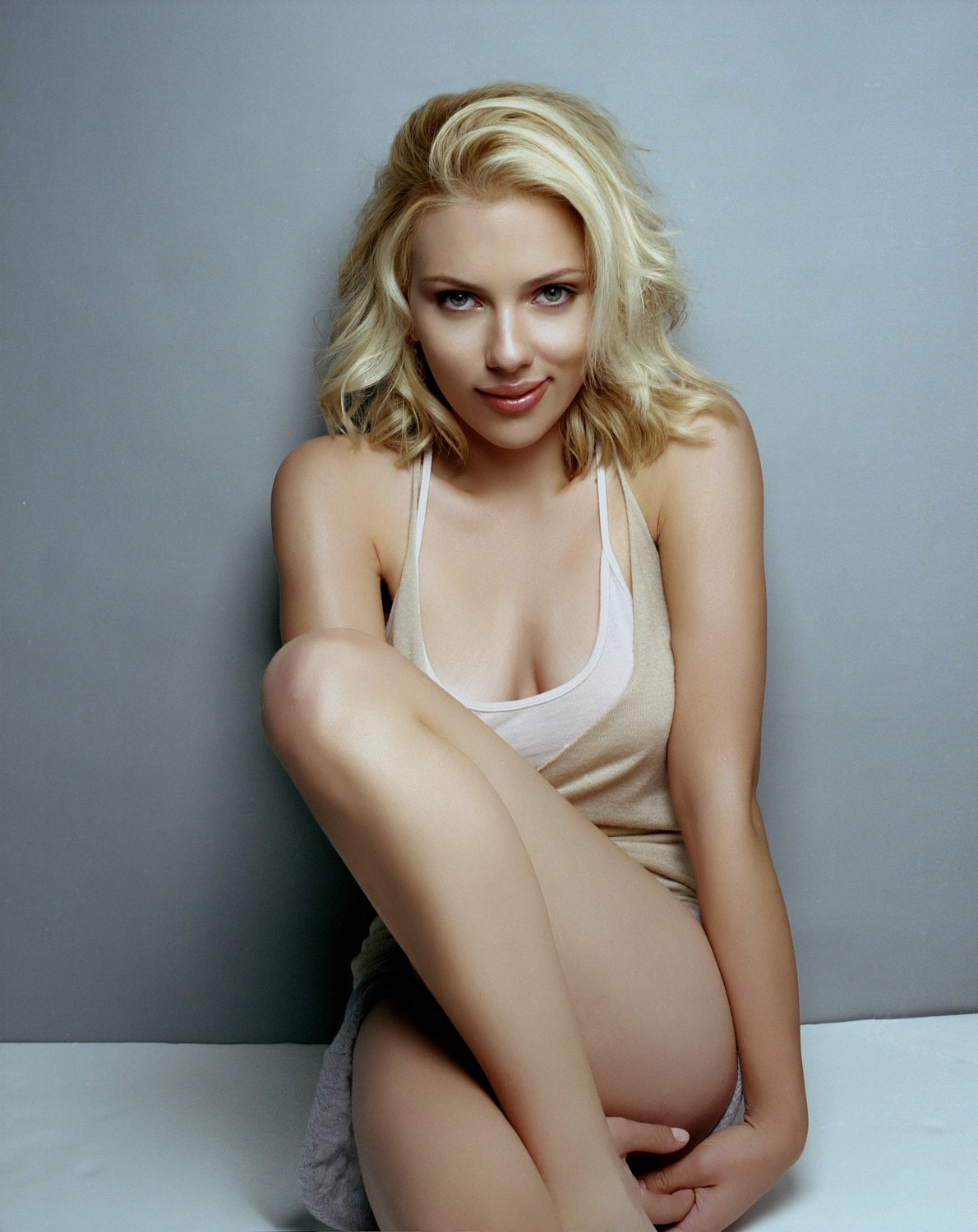 scarlett johansson model - photo #13